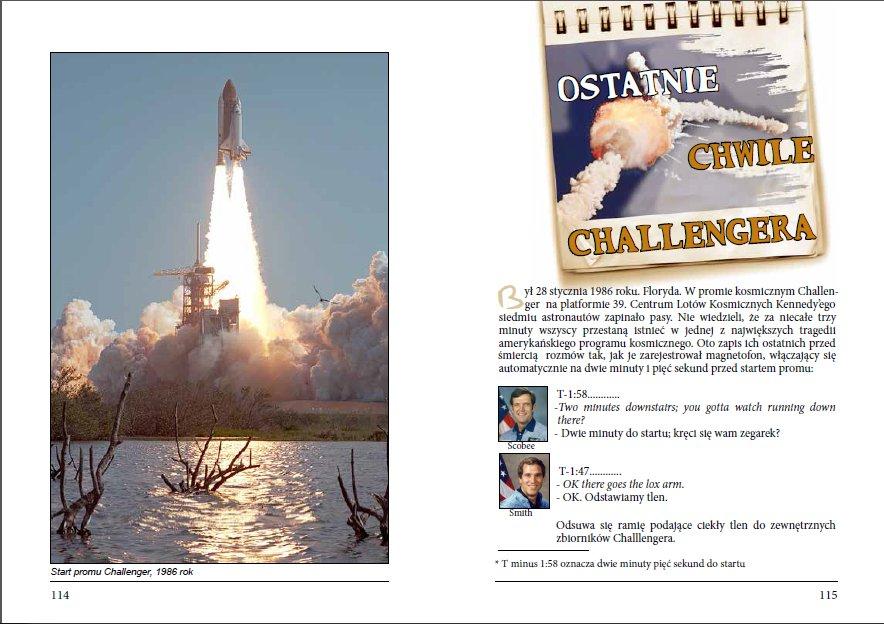 Odkrywanie Ameryki: Ostatnie chwile Challengera