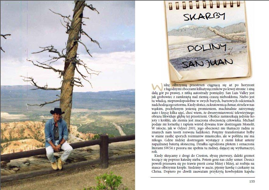 Odkrywanie Ameryki: Skarby Doliny San Juan