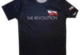 #R Revolution T-shirt XXL
